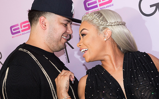 "Kardashians ""Fed Up"" As Blac Chyna & Rob Stay Together After Violent Fight"