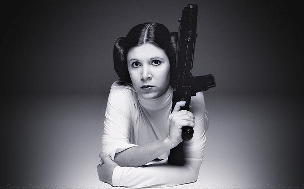 Carrie Fisher Chose Her Obit Ages Ago & Princess Leia's Wish Is Our Command
