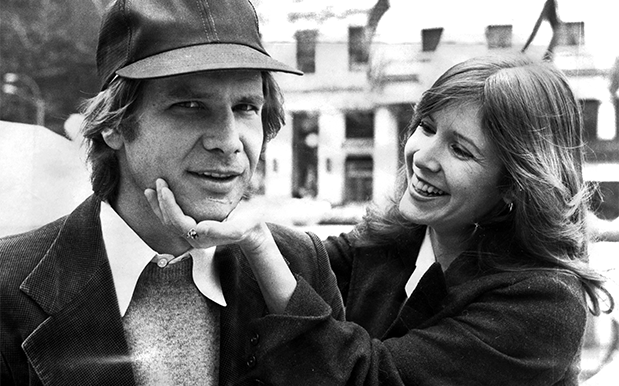 """Harrison Ford Speaks Out About Loss Of """"Brave, Fearless"""" Carrie Fisher"""
