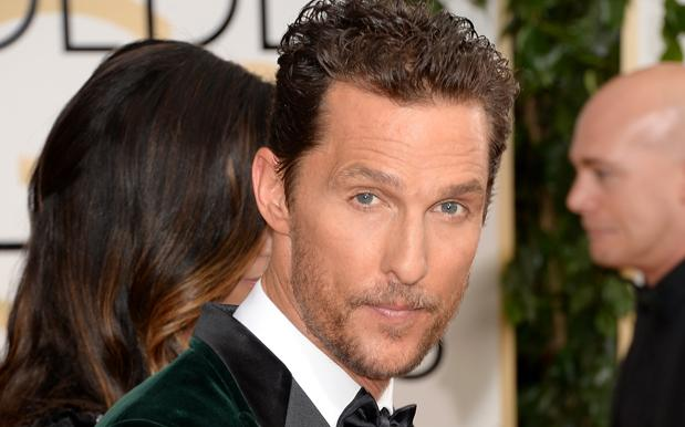 """Big Virgin Matthew McConaughey Once Thought Vaginas Faced """"East-West"""""""