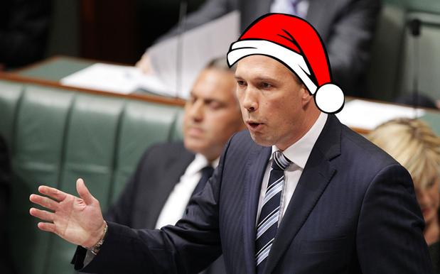 Peter Dutton Reckons Aussie Xmas Is Under Attack By The Dastardly PC Police