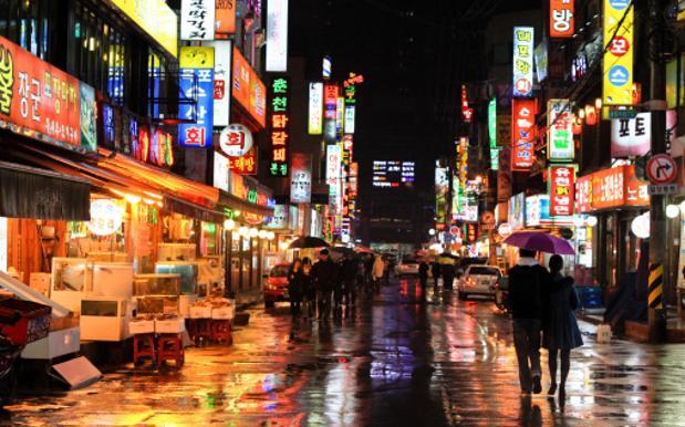 Lit Gay Bars, Fish Markets & Banana Beer: South Korea's One Helluva Place