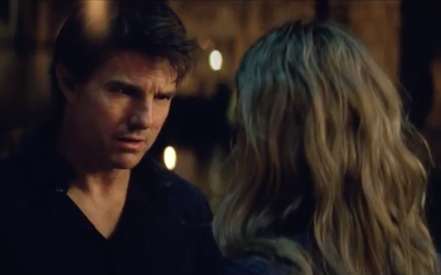 WATCH: 'The Mummy' Is Copping A Reboot W/ Tom Cruise & Yep There's A Teaser