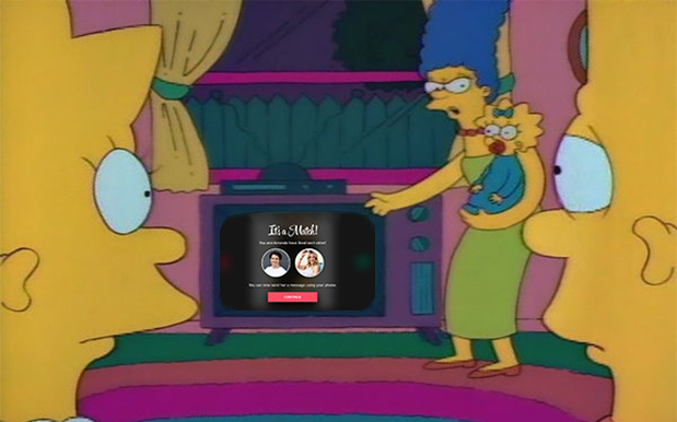 Tinder's Now Available On TV So The Whole Family Can Join Your Thirst Quest
