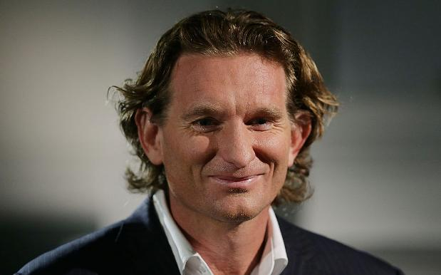Former Essendon Coach James Hird Recovering In Hospital After Overdose