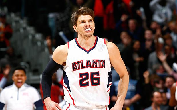 Kyle Korver Is Off To Make It Rain In Cleveland Thanks To A Stunning NBA Trade