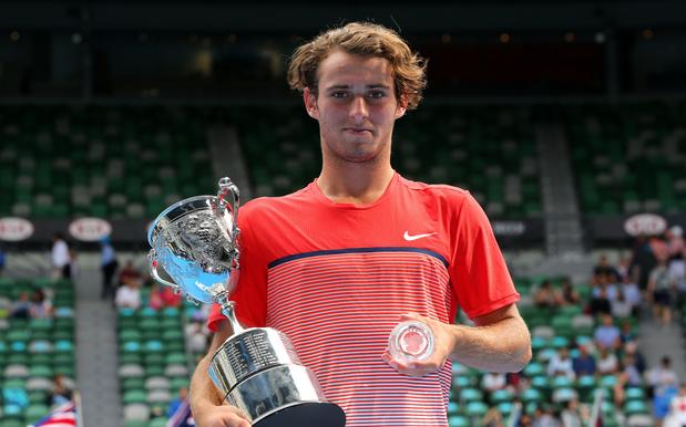 Young Aussie Tennis Champ Charged With Match Fixing By VIC Police