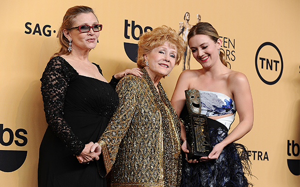 Billie Lourd Remembers Mum Carrie Fisher In Another Devastating Insta Post