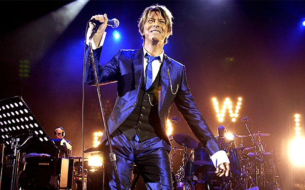 A New David Bowie EP & Vid Has Dropped From Heaven 1 Year After His Death
