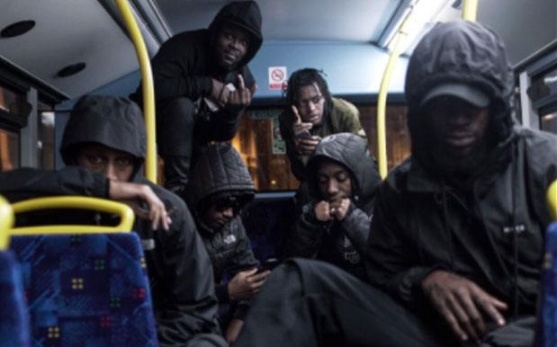Daily Mail Use Pic Of UK Rap Group For A Story About Gang Violence (Again)