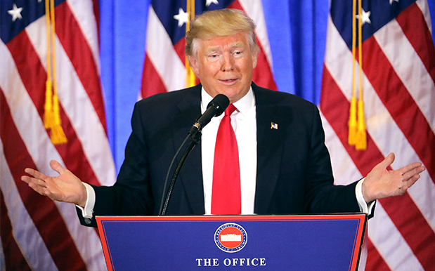 Unsurprisingly, Trump Had To Pay Staff To Attend & Applaud His Presser
