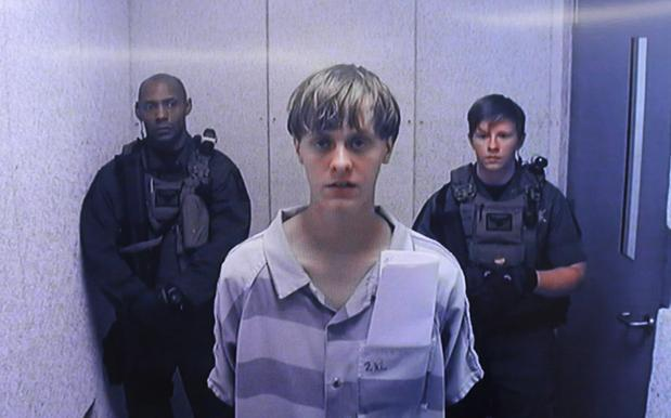 "Dylann Roof Says It's ""Not Fair"" He Has To Hear Victims' Families In Court"