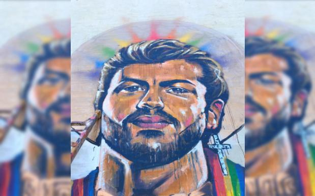 Get Ya Faith Restored In Sydney With This Angelic Mural Of George Michael