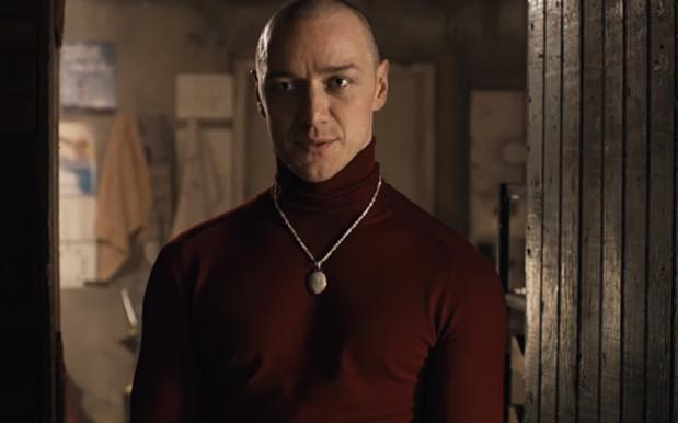 James McAvoy Was Scared He'd Shit Himself Bulking For New Shyamalan Flick