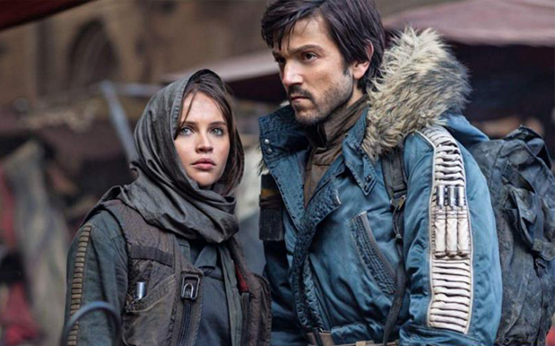 Diego Luna Got Emotional Over Fan's Story About Seeing 'Rogue One' W/ Her Dad