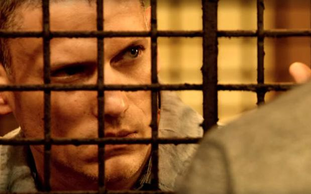 WATCH: Michael Is Inexplicably But Crucially Alive In 'Prison Break' S5