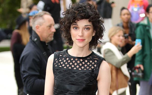 WATCH: St Vincent's Directional Debut Is An Utterly Fucked-Looking Horror