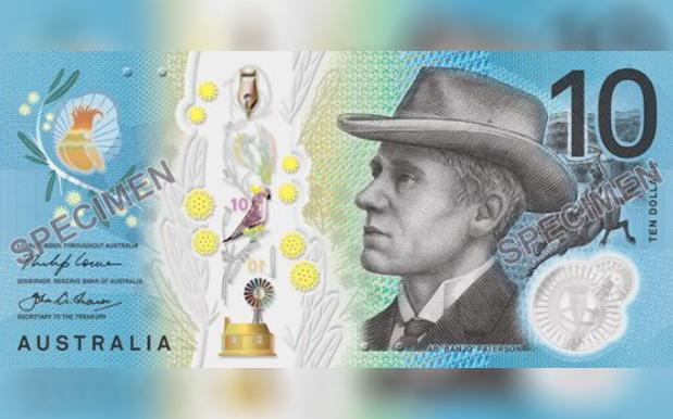 Australia's New Ten Dollar Note Is Coming To Fuck With Self-Serve Checkouts