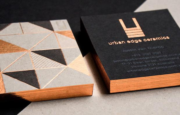 Say ive made it to everyone you know with these v swish that specialise in branding and stationery so of course their business cards are off the chain both in materials used and the designs they whiz up colourmoves