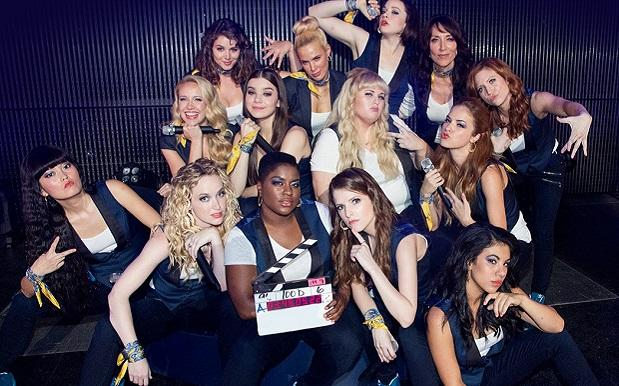 WATCH: This 'Pitch Perfect 3' Rehearsal Vid Has Us Thirsting For Bellas