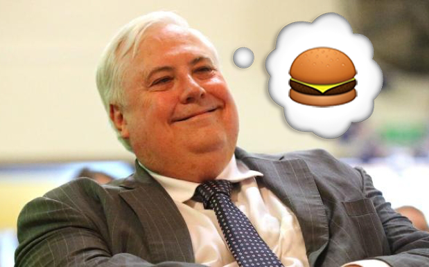 A Close Reading Of Clive Palmer's Baffling & Oddly Poetic Hamburger Tweets