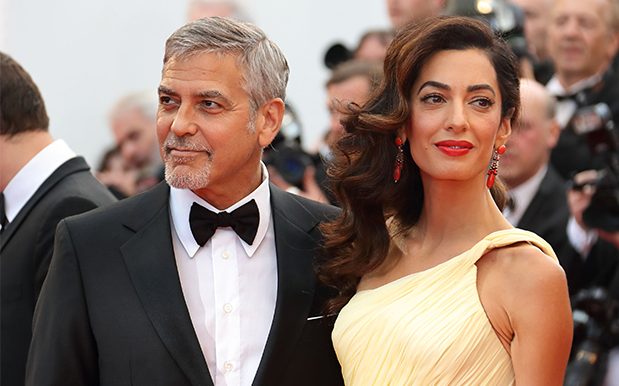 Oh Bless, George Clooney's Mum Mistakenly Revealed The Sex Of His Twin Bubs