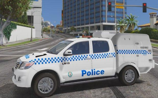 Someone Put A NSW Police Mod Into GTA 5 & The Coppers Are Not Bloody Happy