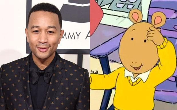 Chrissy Teigen Confirms: John Legend Looks Like Arthur & Yes, He Hates It