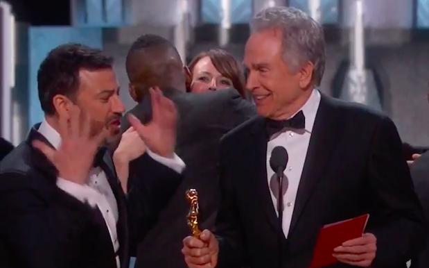 Jimmy Kimmel Admits He Had No Idea How To Handle The Oscars Fuck-Up