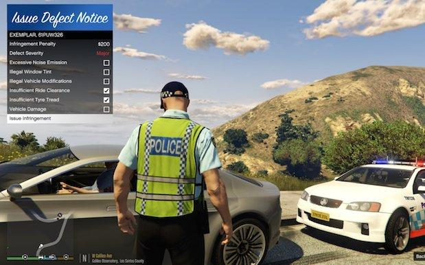 Dudes Behind The NSW Police / GTA Mod Explain Why They Did It