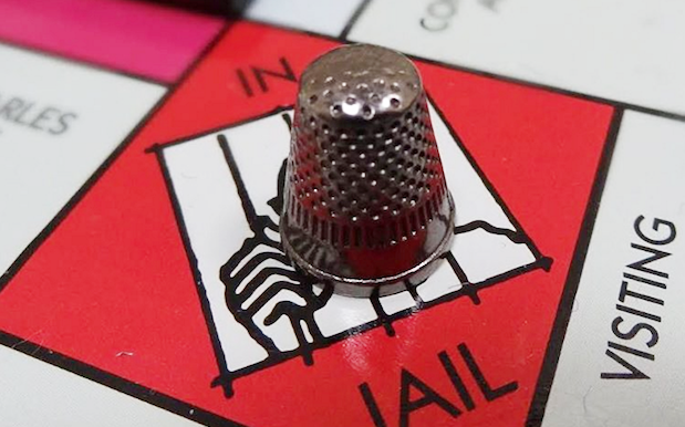 Monopoly Is Binning The Thimble After 82 Years Of Destroying Friendships
