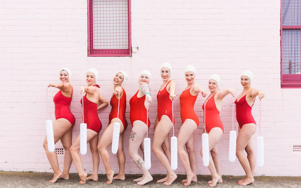 Melbourne's Getting A Bloody Water Ballet Dedicated To Menstrual Cycles