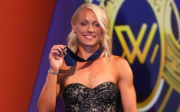 Erin Phillips Just Played The Most Successful Individual AFL Season Ever