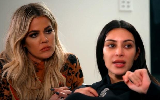 WATCH: Kim Initially Mistook Her Paris Robbers For A Drunk Kourtney