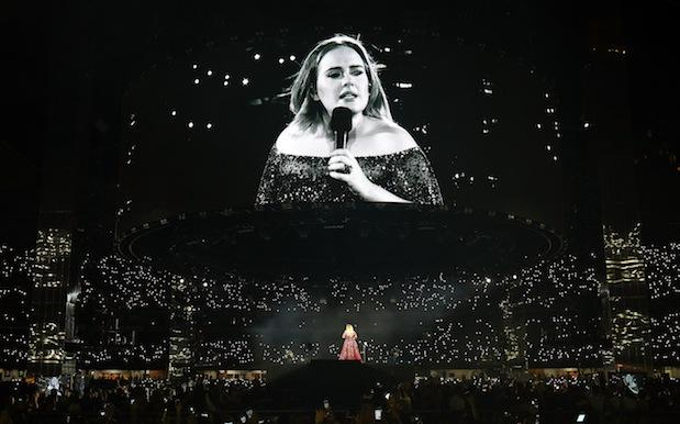 WATCH: Adele Goes Off At Security Guard Who Told VIC Fans To Stop Boogying