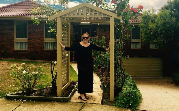 Adele Fangirling On Our 'Neighbours' Set Is The Most British Thing Possible