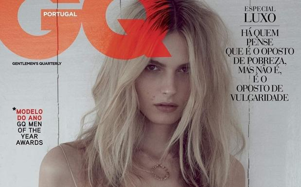 Aussie Angel Andreja Pejic Is The First Trans Model To Land A GQ Cover