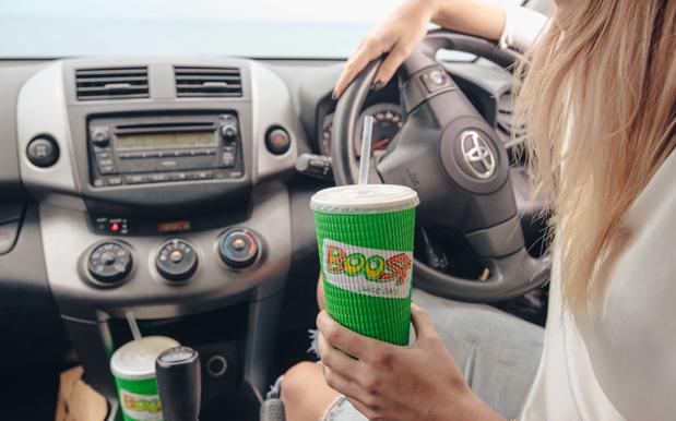 Boost Juice Is Launching Drive-Thru For All Your Hangover Smoothie Needs