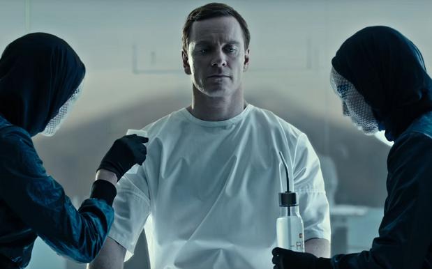 WATCH: Weirdos Reanimate Michael Fassbender In New 'Alien: Covenant' Teaser