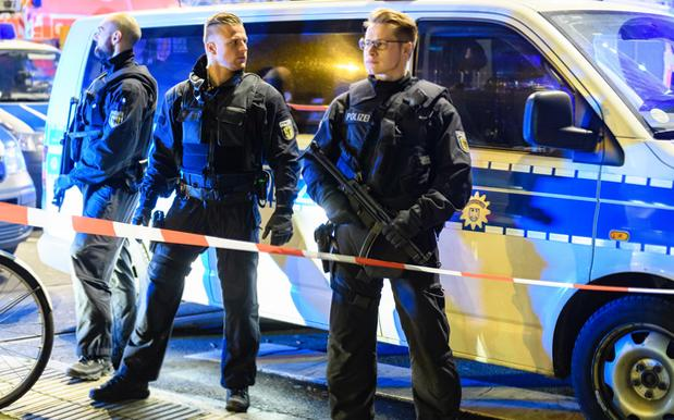 Five People Injured In Horrific Axe Attack At Dusseldorf Train Station