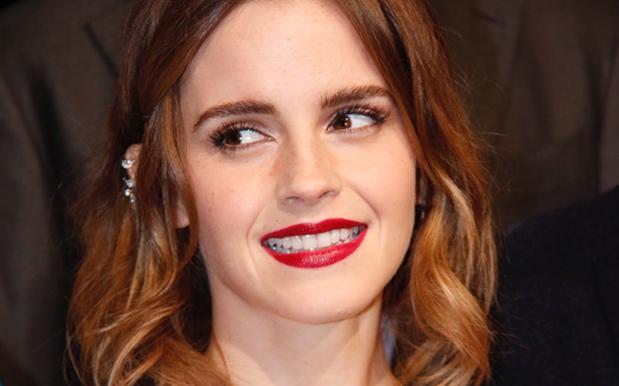 Emma Watson Oils Her Pubic Hair, If You Were Wondering
