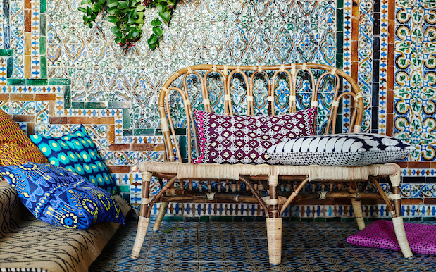 IKEA's New Collection Is 100% Handmade & 100% Bohemian-Luxe