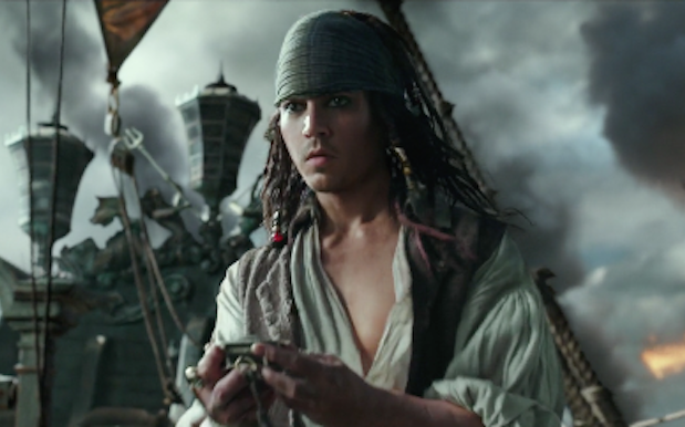 WATCH: Creepy New 'Pirates' Trailer Has More Johnny Depp CGI Than 'Rango'