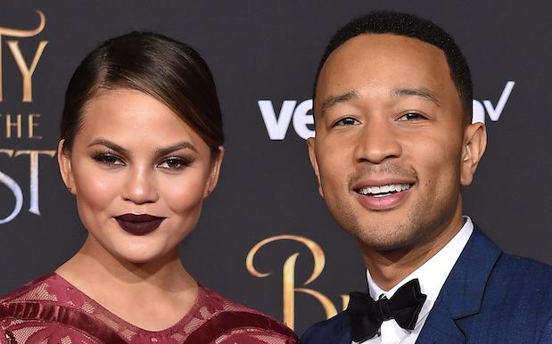 "John Legend's ""So Proud"" After Chrissy Teigen's Postpartum Depression Essay"