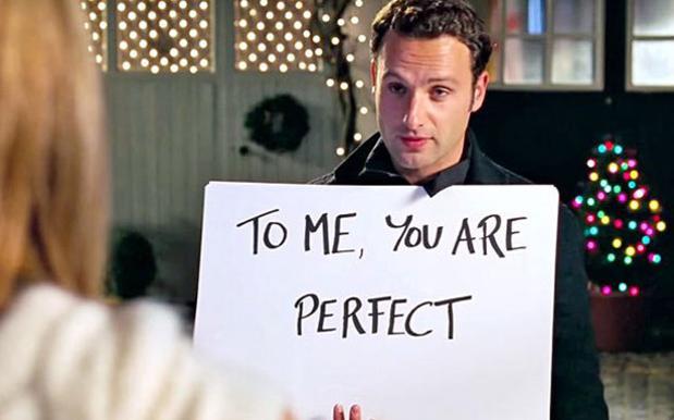 Mark's Borderline Creepy Signs Will Make A Comeback In 'Love Actually' 2.0