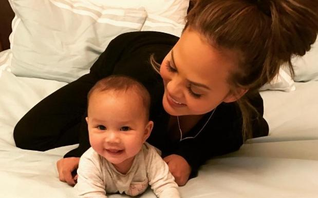 Queen Of Real-Talk Chrissy Teigen Admits She Has Postpartum Depression