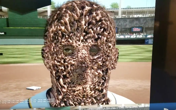 Baseball Game Creators Share Glitches That Turn Players Into Hideous Freaks