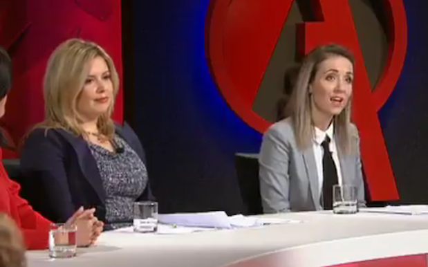 WATCH: 'Q&A' Discussion Of Bill Leak's Death Interrupted By Protesters