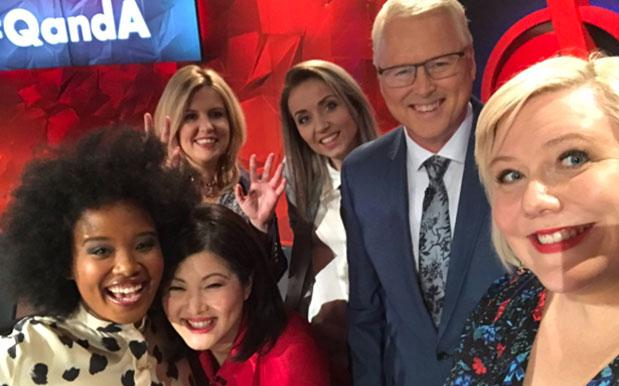 Why Didn't The ABC Find A Woman To Host Q&A's 'All About Women' Panel?