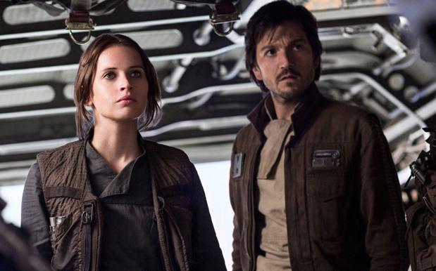 'Rogue One' Writer Reveals The Original Ending Was Way More Disney-Friendly
